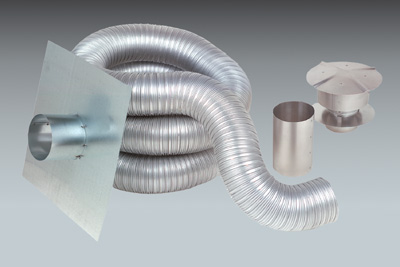 Z-Flex Chimney and Venting Solutions 2GACKIT0325