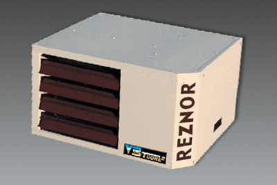 Reznor Garage Heater >> Heating Equipment